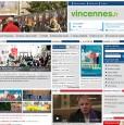 Site de la ville de Vincennes