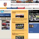 Site du SDIS13