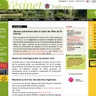Site de la ville du Vésinet (78)