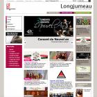 Site de la ville de Longjumeau